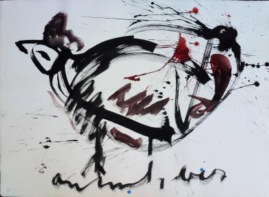 Anton Heyboer De oervogel 1988